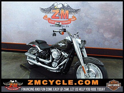 2018 Harley-Davidson Softail for sale 200497432