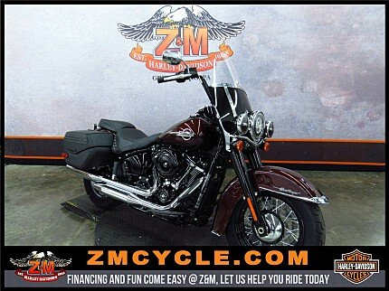 2018 Harley-Davidson Softail for sale 200497434