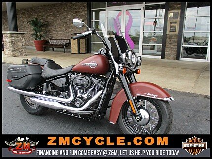 2018 Harley-Davidson Softail for sale 200500073
