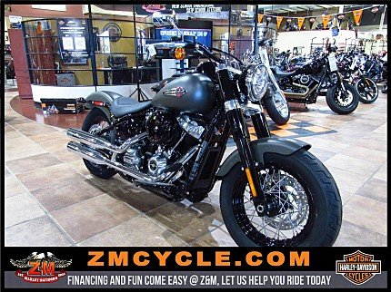2018 Harley-Davidson Softail for sale 200500558
