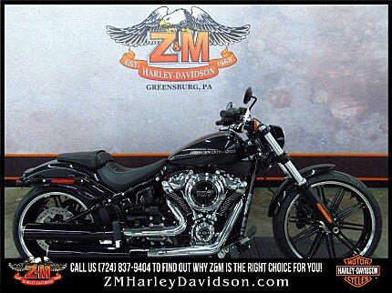 2018 Harley-Davidson Softail for sale 200505383