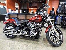 2018 Harley-Davidson Softail Low Rider for sale 200515078