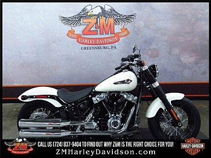 2018 Harley-Davidson Softail for sale 200520776