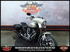 2018 Harley-Davidson Softail for sale 200520985