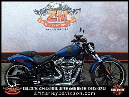 2018 Harley-Davidson Softail for sale 200523370