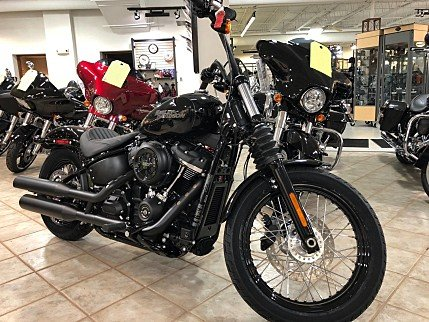 2018 Harley-Davidson Softail for sale 200534105
