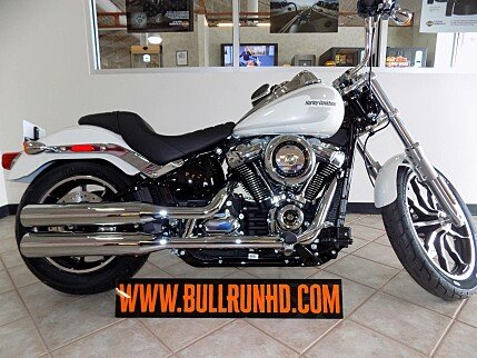 2018 Harley-Davidson Softail for sale 200546949