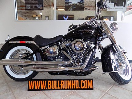 2018 Harley-Davidson Softail for sale 200546952