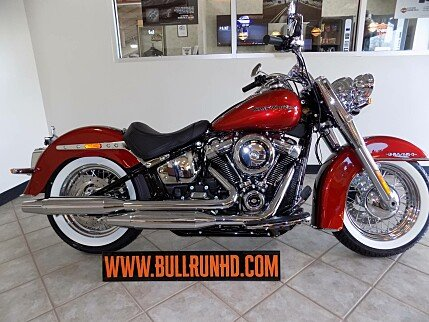 2018 Harley-Davidson Softail for sale 200548118