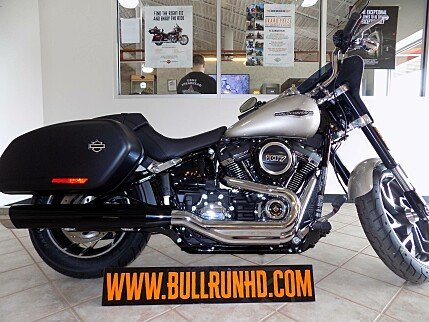 2018 Harley-Davidson Softail for sale 200553600