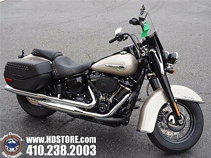 2018 Harley-Davidson Softail Heritage Classic 114 for sale 200585968