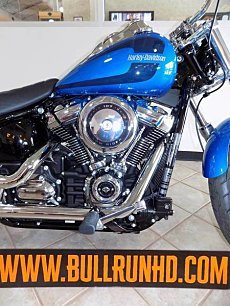 2018 Harley-Davidson Softail for sale 200603583