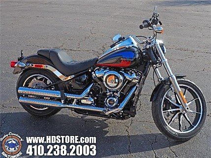 2018 Harley-Davidson Softail Low Rider for sale 200606425