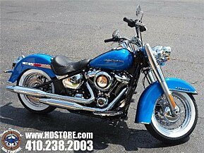 2018 Harley-Davidson Softail Deluxe for sale 200620336