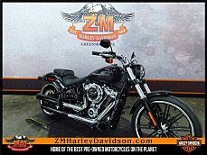 2018 Harley-Davidson Softail for sale 200648405