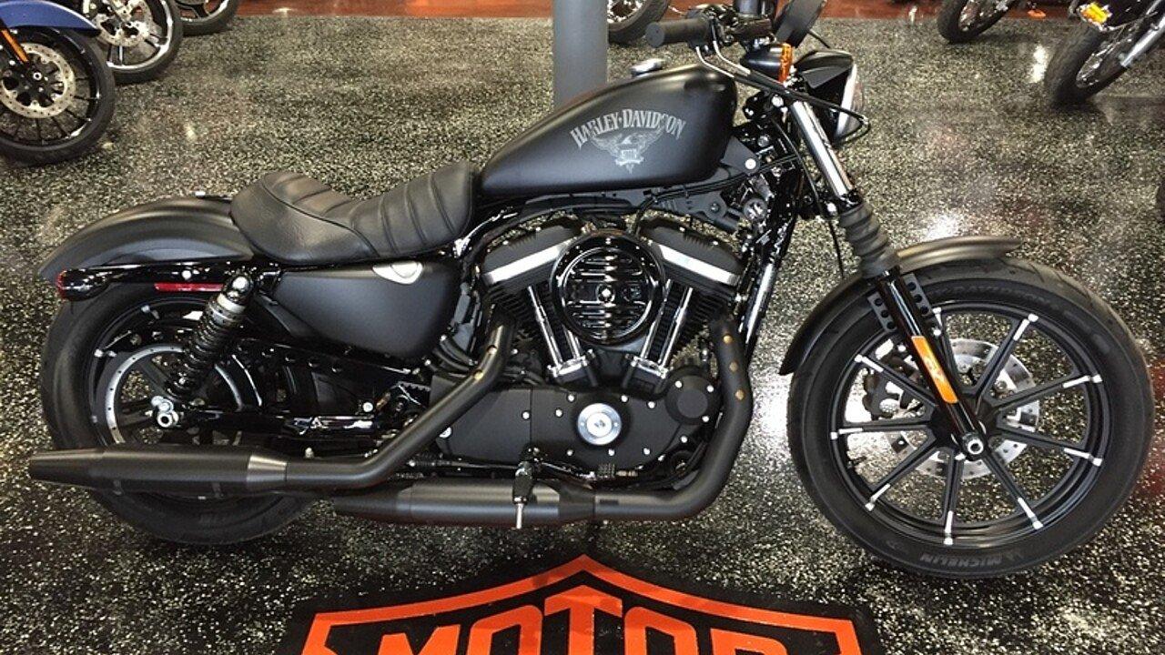 2018 Harley-Davidson Sportster for sale 200551500