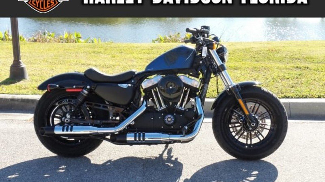 2018 Harley-Davidson Sportster 115th Anniversary Forty-Eight for sale 200569848