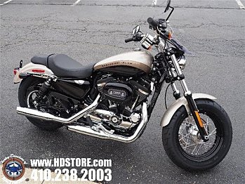 2018 Harley-Davidson Sportster 1200 Custom for sale 200570550