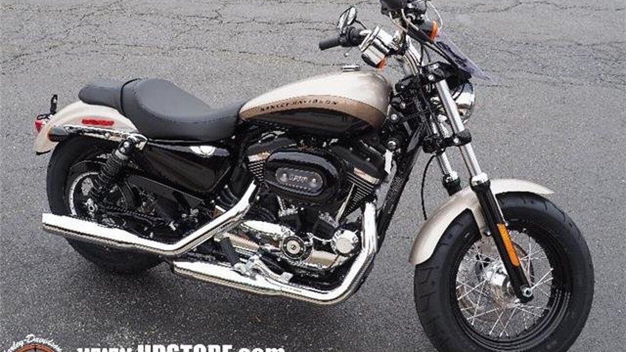 2018 Harley-Davidson Sportster 1200 Custom for sale 200570550