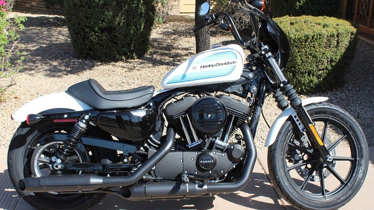 2018 Harley-Davidson Sportster Iron 1200 for sale 200579161