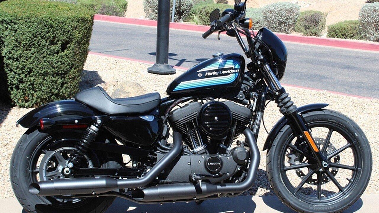 2018 Harley-Davidson Sportster Iron 1200 for sale 200587872