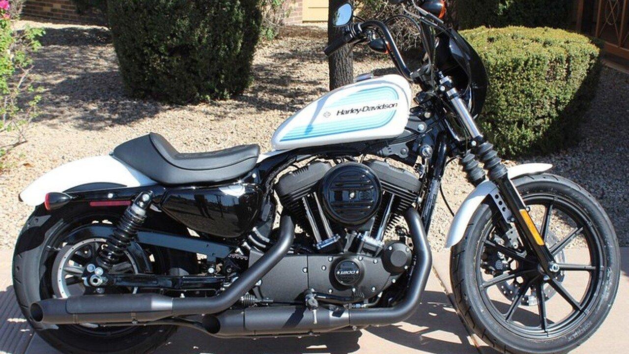 2018 Harley-Davidson Sportster Iron 1200 for sale 200587881