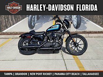 2018 Harley-Davidson Sportster Iron 1200 for sale 200604491