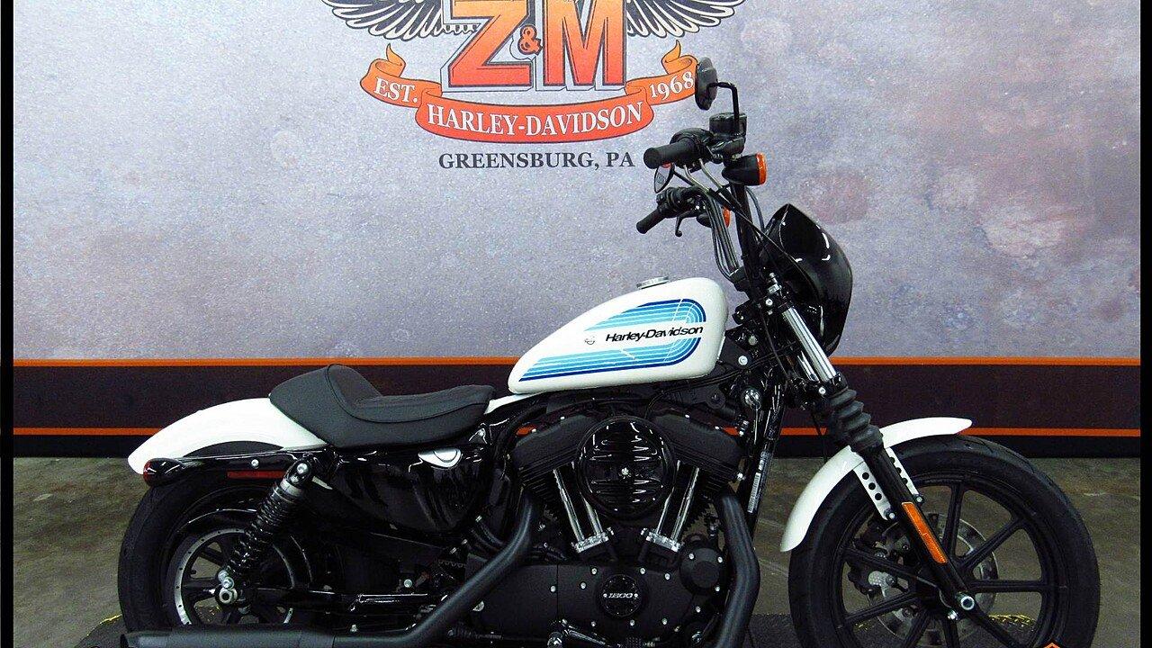 2018 Harley-Davidson Sportster for sale 200621278