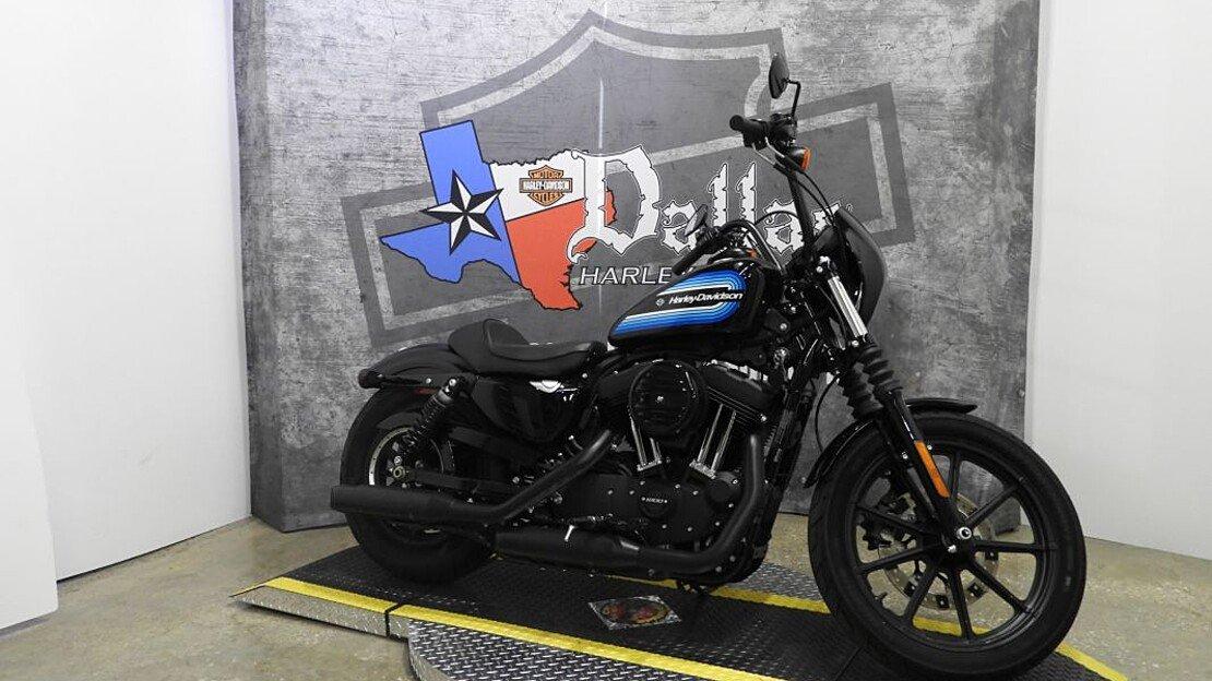 2018 Harley-Davidson Sportster Iron 1200 for sale 200643021