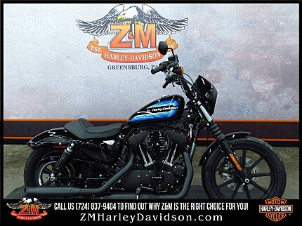2018 Harley-Davidson Sportster for sale 200547900