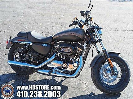 2018 Harley-Davidson Sportster 1200 Custom for sale 200550492