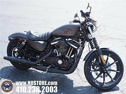 2018 Harley-Davidson Sportster Iron 883 for sale 200553028