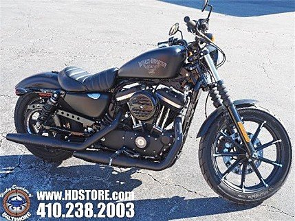 2018 Harley-Davidson Sportster Iron 883 for sale 200589341
