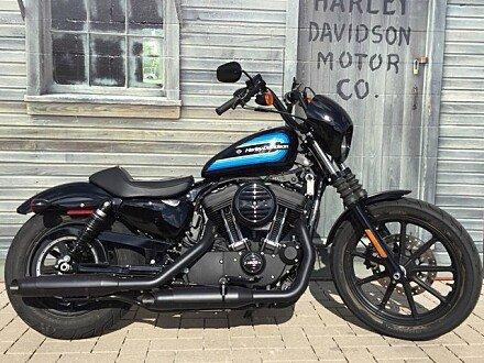 2018 Harley-Davidson Sportster Iron 1200 for sale 200590691