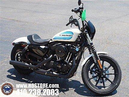 2018 Harley-Davidson Sportster Iron 1200 for sale 200600513