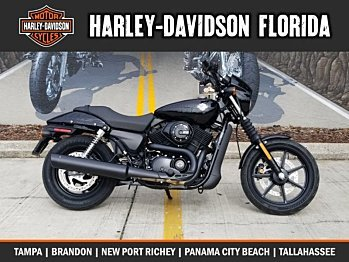 2018 Harley-Davidson Street 500 for sale 200592113