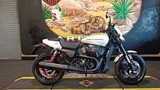 2018 Harley-Davidson Street 500 for sale 200533683