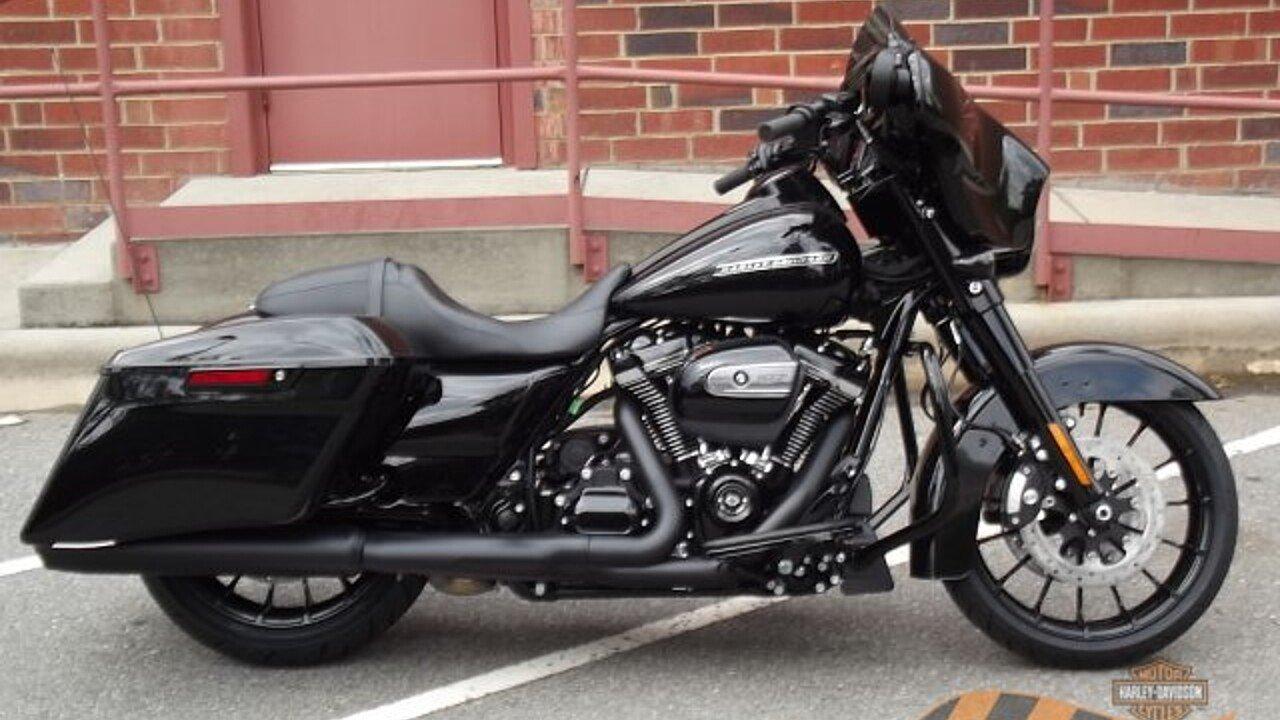 Harley Davidson Street Glide For Sale In North Carolina