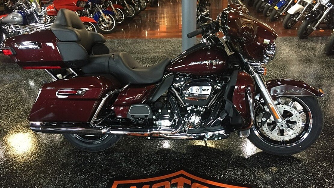 2018 Harley-Davidson Touring for sale 200491560
