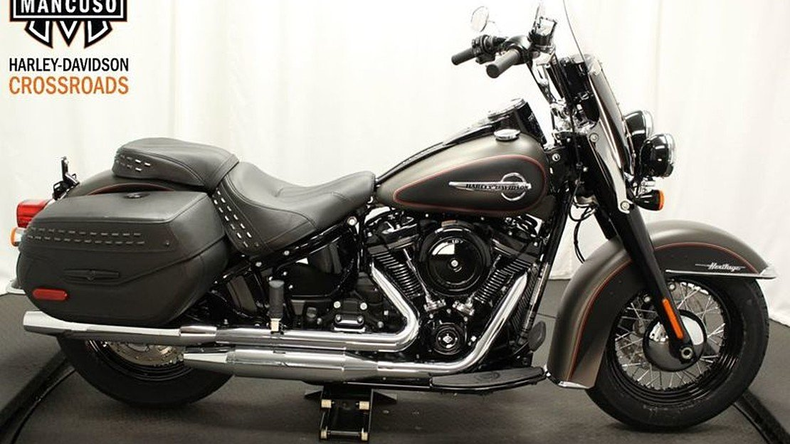 2018 Harley-Davidson Touring Heritage Classic for sale 200492064