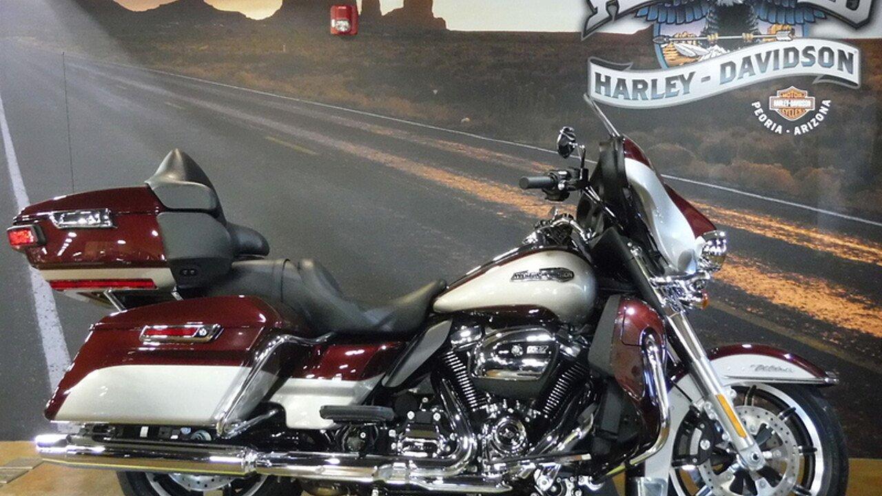 2018 Harley-Davidson Touring for sale 200495943