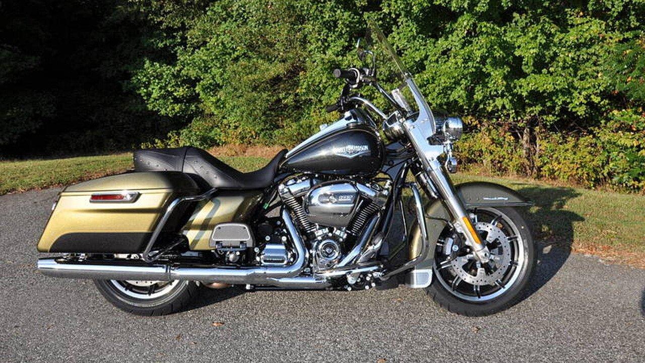 2018 Harley-Davidson Touring for sale 200495961