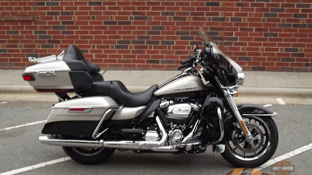 2018 Harley-Davidson Touring for sale 200497120
