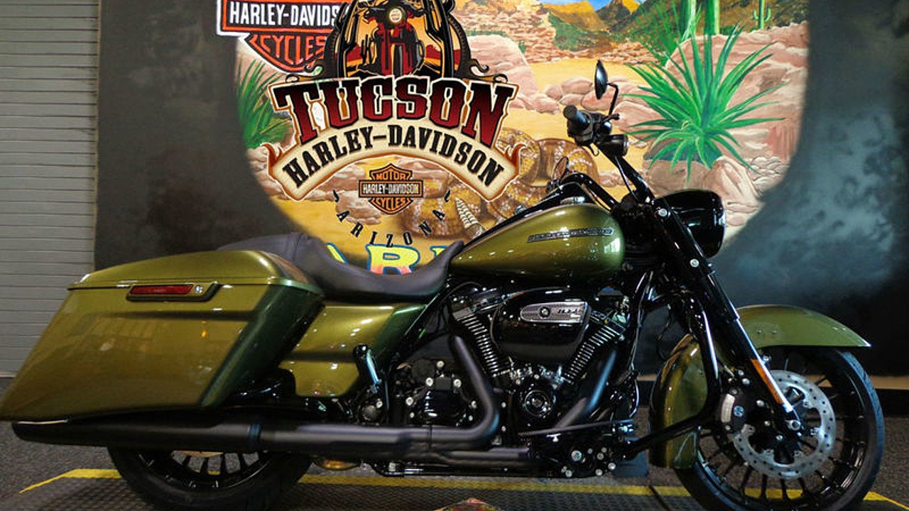 2018 Harley-Davidson Touring for sale 200498763