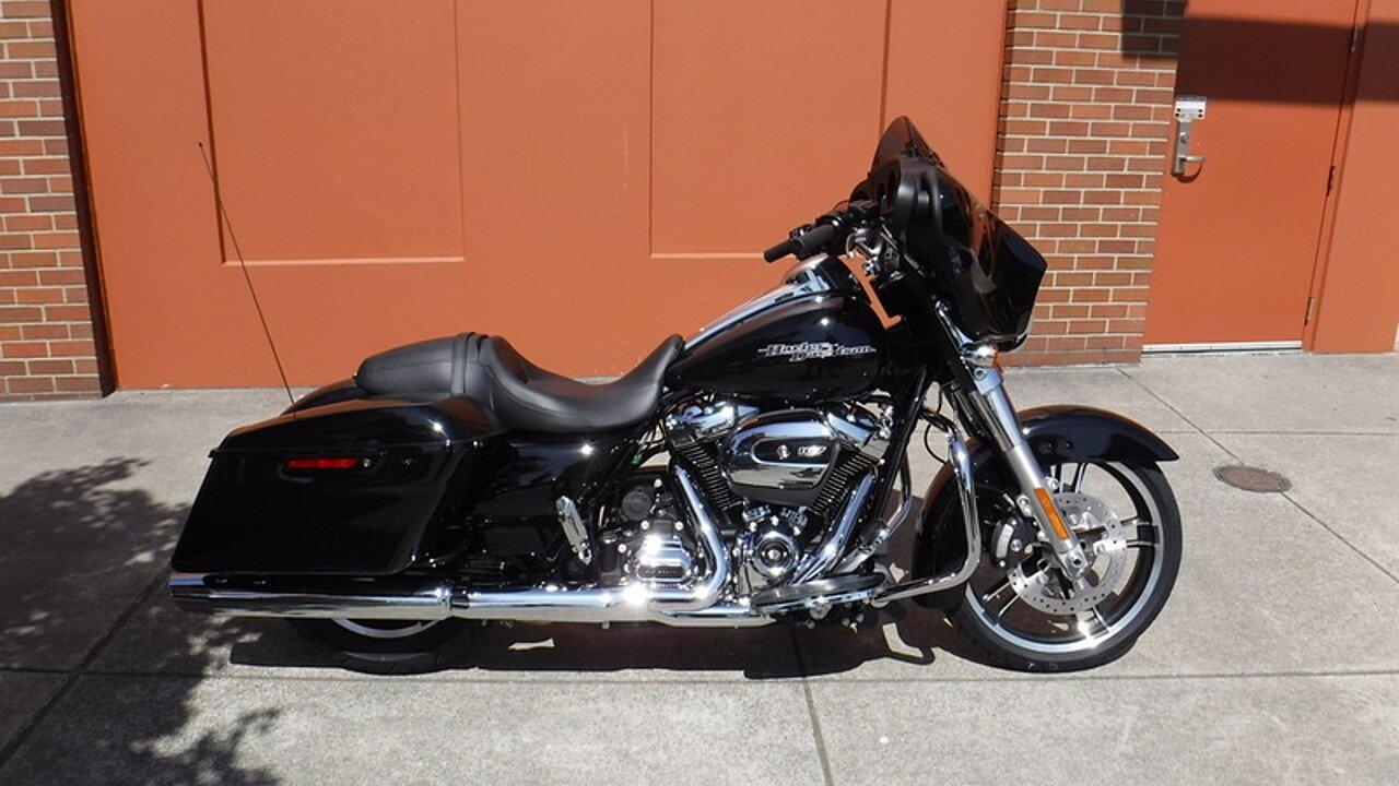 2018 Harley-Davidson Touring for sale 200499128