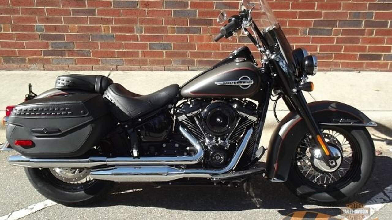 2018 Harley-Davidson Touring Heritage Classic for sale 200499745