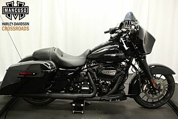 2018 Harley-Davidson Touring Street Glide Special for sale 200500240