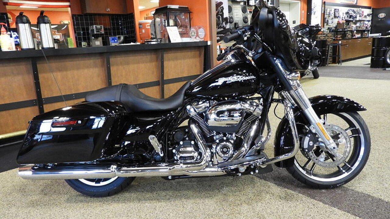 2018 Harley-Davidson Touring Street Glide for sale 200503570
