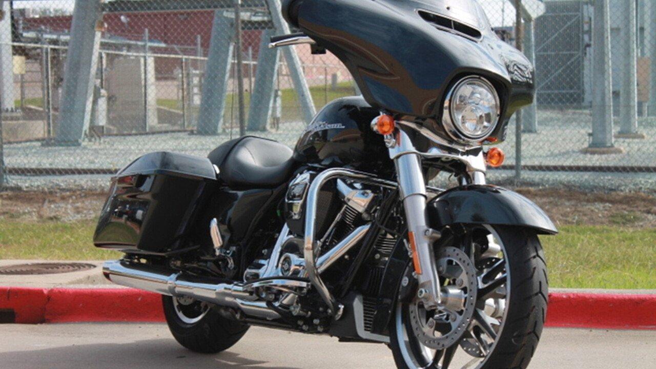 2018 Harley-Davidson Touring Street Glide for sale 200503788