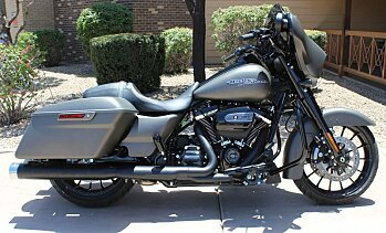 2018 Harley-Davidson Touring Street Glide Special for sale 200505394